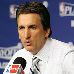 Former Bulls and Clippers coach Vinny Del Negro