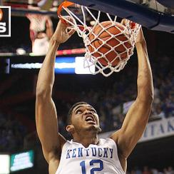 Karl Anthony-Towns Kentucky