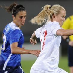 Besides scoring both of her teams' goals, midfielder Carli Lloyd's workrate inspired the U.S. to a come-from-behind win over Norway on Wednesday.