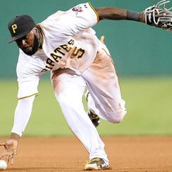 Josh Harrison's defense alone should make him plenty valuable to Pittsburgh the next several years.