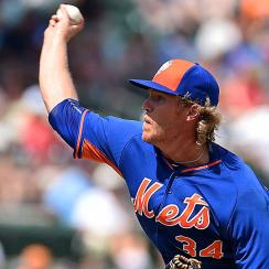 Prized Mets prospect Noah Syndergaard is set to make his MLB debut on Tuesday vs. the Cubs
