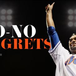 Johan Santana needed 134 pitches to toss the first no-hitter in Mets history on June 1, 2012, but he was shut down with an arm injury later that summer.