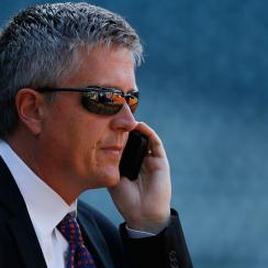 Jeff Luhnow departed the Cardinals for the Astros in 2011.