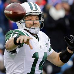Ryan Fitzpatrick signs a new contract with the Jets.