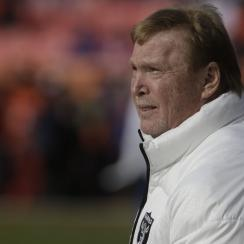The Raiders filed paperwork to move to Las Vegas.