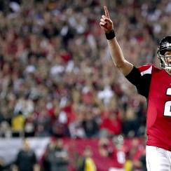 Matt Ryan is headed to his first Super Bowl and the Atlanta franchise's second overall.