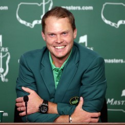 The 2016 Masters champion discusses how his life changed after winning the Masters, and why he'll never leave Yorkshire.