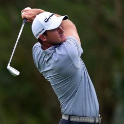 PGA Tour pro Sam Saunders is the grandson of Arnold Palmer.