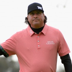 "Pat Perez shared some strong opinions on Tiger Woods's future on his radio show ""Out of Bounds"" this week."