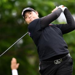 Ariya Jutanugarn won five LPGA events in 2016.