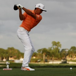 Rickie Fowler is among the crop of players who this week will travel from South Florida to Mexico City.