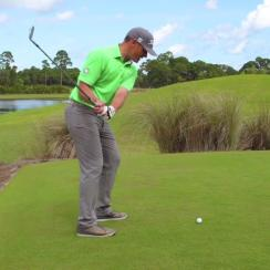 Mark Blackburn: Never shank an iron again.