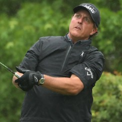 Phil Mickelson has only reached the 16th hole at Austin Country Club in one of his previous six matches.