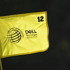 There are only 16 players left in this year's WGC-Dell Technologies Match Play.
