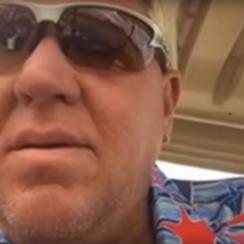 "John Daly talks to TMZ Sports about Dwayne ""The Rock"" Johnson's big drive."