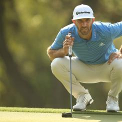 Dustin Johnson won for the third straight start on Sunday in Texas.