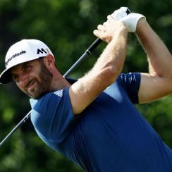 Dustin Johnson finished runner-up in last year's U.S. Open at Chambers Bay.