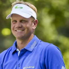 Billy Hurley III went from the Navy to the PGA Tour.