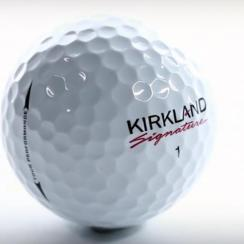 Costco has been reluctant to discuss its Kirkland Signature golf ball and why they can't keep them in stock.