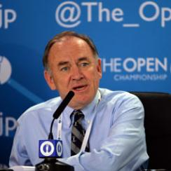 Peter Dawson will step down in 2015 as chief executive of The R&A.