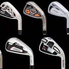 ClubTest 2014: Irons