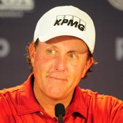 Who is the main man behind the U.S. Ryder Cup team? Ted Bishop says it's Phil Mickelson.