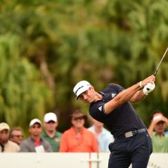 Dustin Johnson's win Sunday at Doral was the ninth in his career.