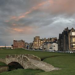 This week marks the 29th Open Championship to be played on the Old Course at St. Andrews.