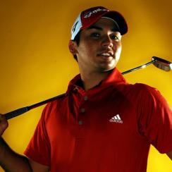 Jason Day poses during a 2007 photoshoot.