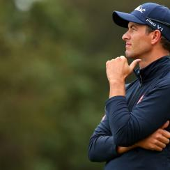 Adam Scott is in line to represent Australia in the Olympics alongside Jason Day.