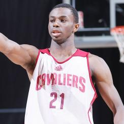 Rumors are flying about top draft pick Andrew Wiggins and his potential availability in a trade.