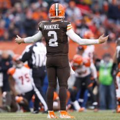 Breaking down Johnny Manziel's struggles in first NFL start