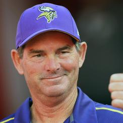 Mike Zimmer isn't ready to give the 'thumbs-up' to any outside analysis just yet.