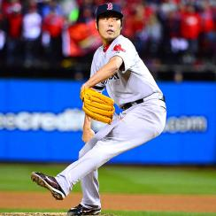 Despite giving up three homers in the month of June, Koji Uehara was able to lower his BAA to .177 on the season, as well as seeing his WHIP drop to 0.76.