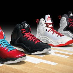 Crazylight Boost and D Rose 5 Boost