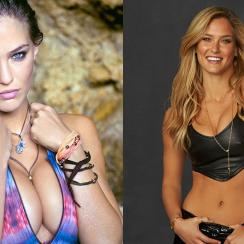 Jamaica, SI Swimsuit 2007; NYC, SI Swimsuit 2012 (Legends)