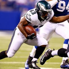 Darren Sproles proved impossible for the Colts to stop.