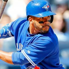 Devon Travis won the Blue Jays' second base job out of spring training despite never playing above Double A.