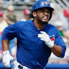 Devon Travis is making the jump from Double A to starting second baseman in Toronto.