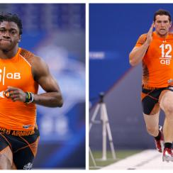 Andrew Luck and Robert Griffin III, the top two overall selections in the 2012 NFL Draft, were both trained at EXOS to prepare for the draft.