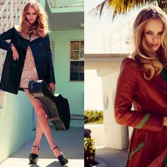 Marloes Horst for Glamour España, April 2015