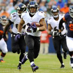 Can Ray Rice bounce back from a lackluster 2013 season?