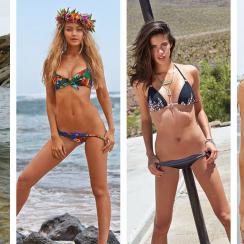 Chrissy Teigen, Gigi Hadid, Sara Sampaio and Lily Aldridge react to #TheDress