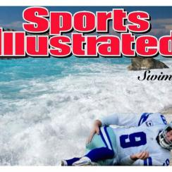 Tony Romo SI Swimsuit Cover Meme