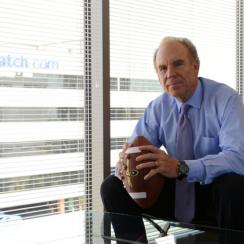 Staubach earned $12 million in 2014, making him the highest-paid former NFL player, according to Forbes.