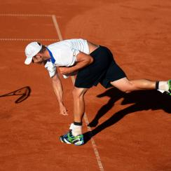 Just like tennis pro Andy Roddick, who's pictured here smashing his racket, we've all been frustrated about how to improve our game. We've broken it down in 10 simple steps for every level of tennis player, including those pros prepping for the French Open.