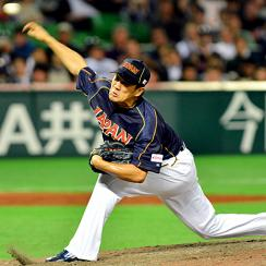 Masahiro Tanaka posted a 1.27 ERA in 212 innings for the Rakuten Golden Eagles last season.