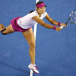 After winning the Australian Open, Li Na will rise to No. 3 in WTA rankings, passing Maria Sharapova.