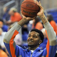 Chris Walker is finally going to be in action for Florida on Tuesday after missing the first 21 games of the season.