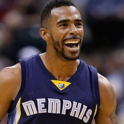 Mike Conley signs the richest deal in NBA history